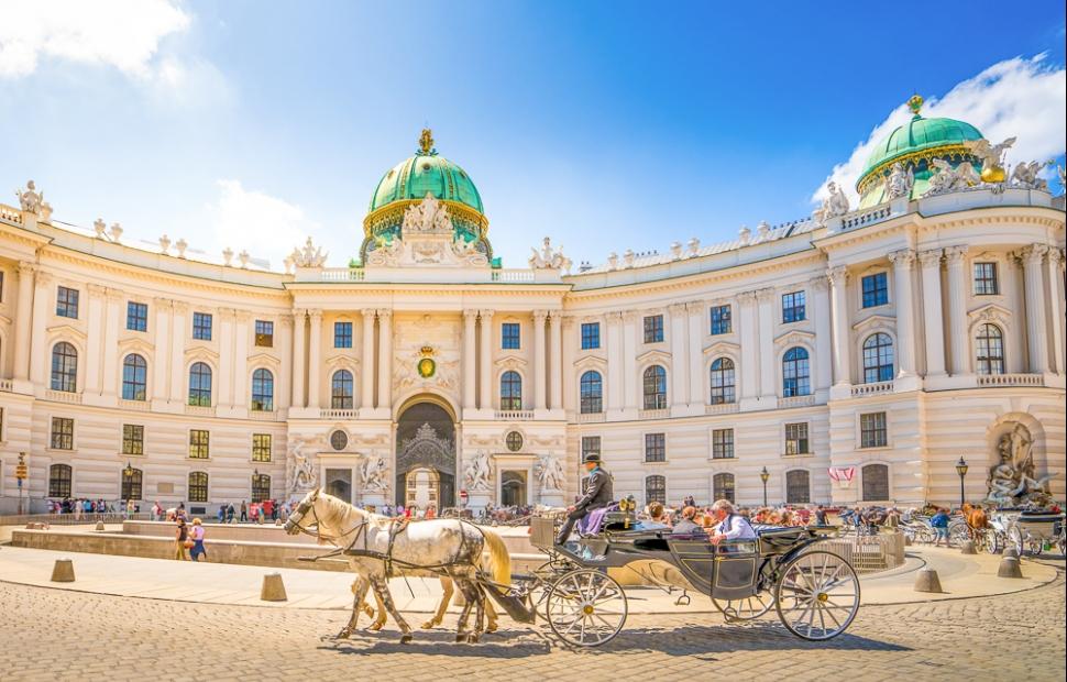 Vienne, la Hofburg (c) AdobeStock