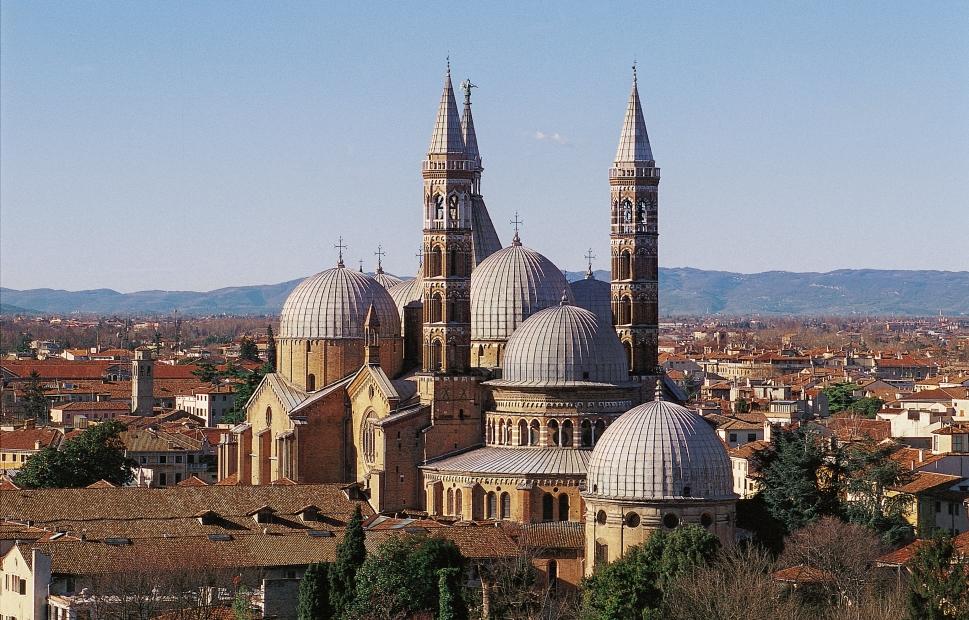 Basilique S.Antonio, Padoue - Archive Turismo Padova Terme Euganee