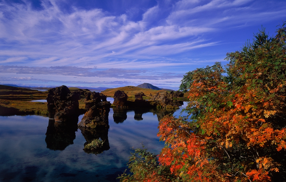 Lake-Myvatn - (c) Iceland Travel.