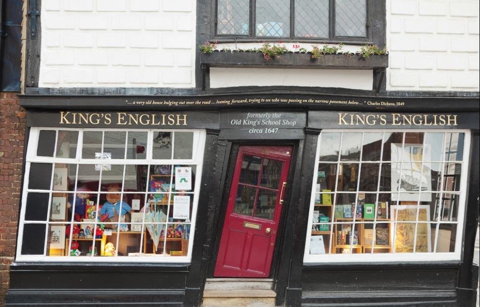Canterbury (c) VisitEngland - Alex Hare - VE13300