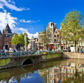 Amsterdam, la ville des canaux