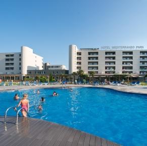 Costa Brava - Hôtel Mediterraneo ***