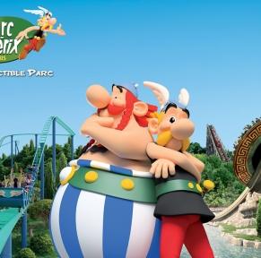 Parc Asterix fête ses 30 ans