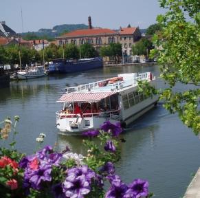 Déjeuner-croisière sur la Marne et Nancy