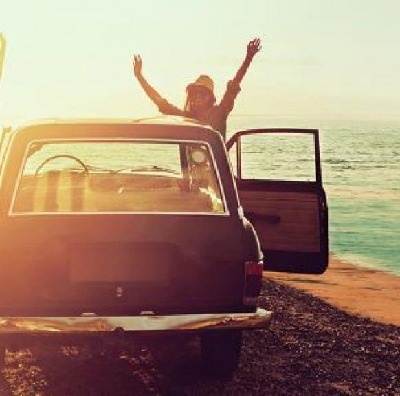 Vacances en voiture