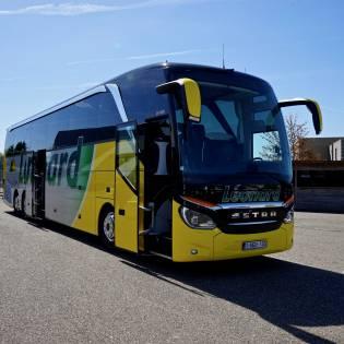 Autocar Travel Vision 46 places