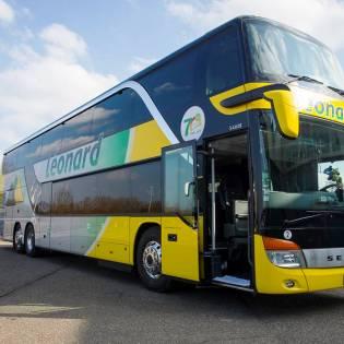 Autocar Travel Vision 78 places