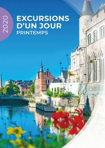 Excursions d'un jour Printemps 2020 (Charleroi)