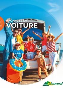 Vacances en voiture 2020