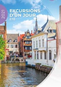 Excursions d'un jour Eté 2021 (Charleroi)